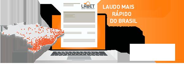 Laudo Mais Rápido do Brasil